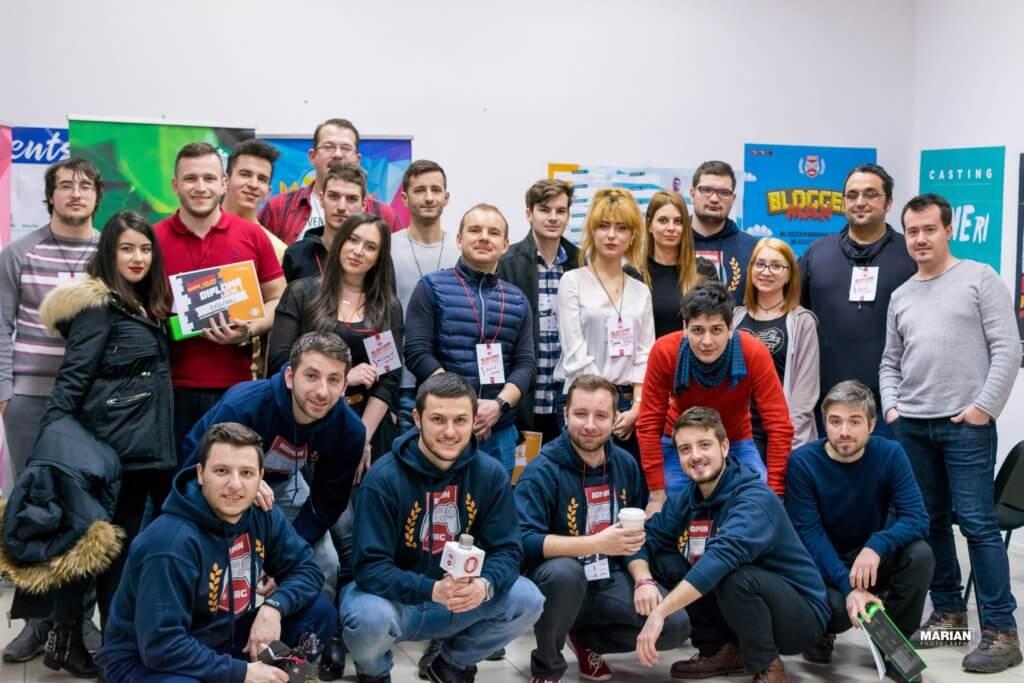 Bloggers Arena Galati
