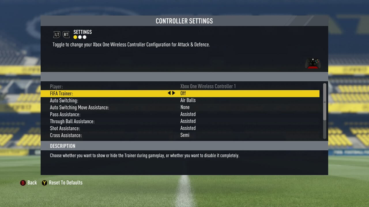 FIFA 18 PS4 Ultimate Mode, Career and Settings #2