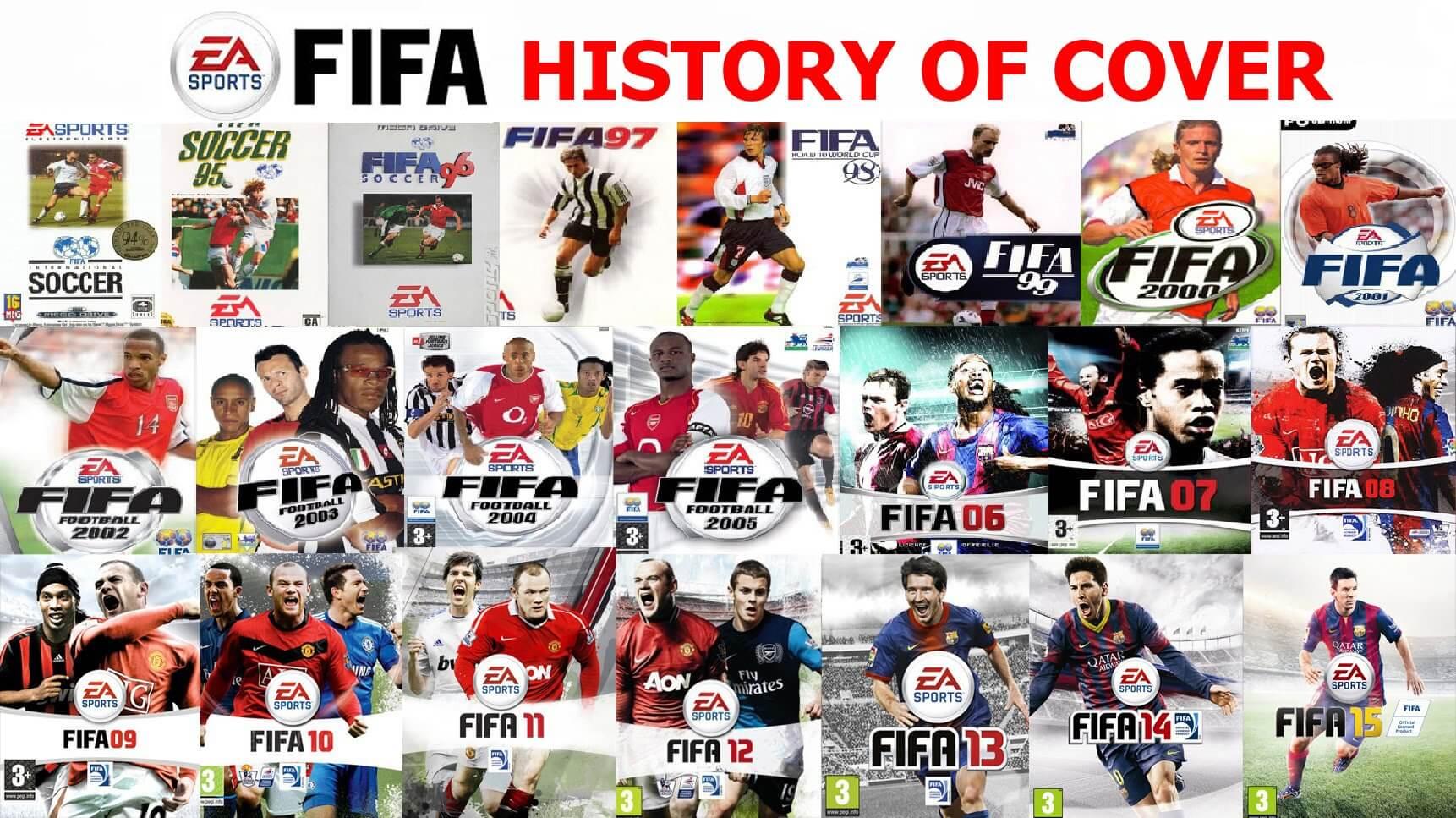 Ea Sports Fifa History